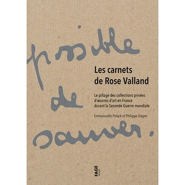 Les carnets de Rose Valland