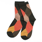Socks Camouflage Patterns - Picasso and War (Woman 36/41)