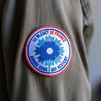 Patch Bleuet de France
