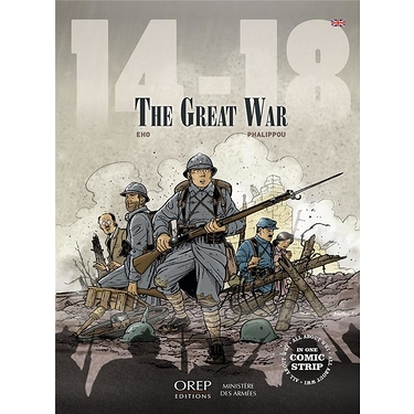 14-18 The Great War Version anglaise