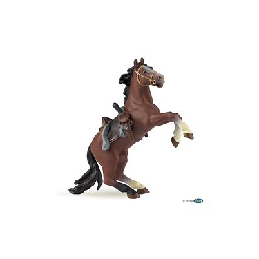 Figurine Musketeer 's horse