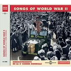 CD Songs of World War II