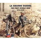CD The Great War 1914-1918