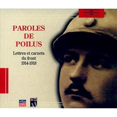 CD Paroles de Poilus