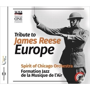 CD Tribute to James Reese Europe