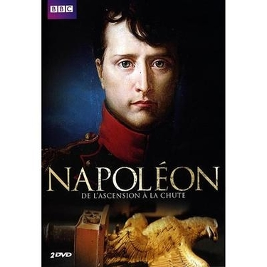 DVD Napoléon - De l'ascension à la chute