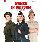 Women In Uniform 39-45