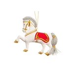 Christmas ornament Napoleon Horse