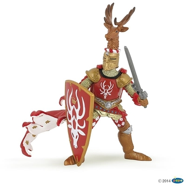 Figurine - Master of arms crest deer