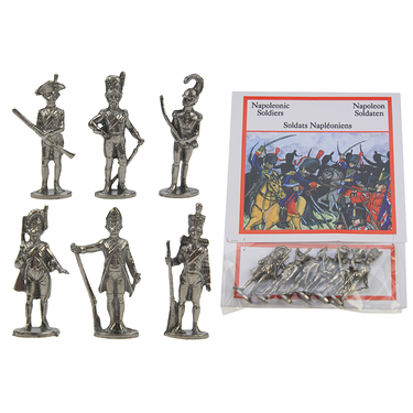 Bags 6 Napoleon soldiers