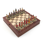 Chess game - Wellington against Napoleon