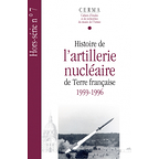 CERMA HS N7 - History of the nuclear artillery of French Earth 1959-1996