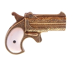 Derringer pistol, caliber 41, USA 1866