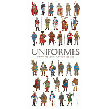 Uniforms from every ages and every countries