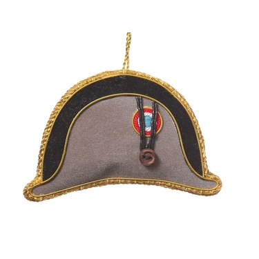 Christmas ornament Napoleon's Hat