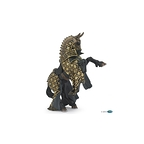 Weapon master bull horse Figurine