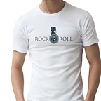 T-Shirt - Rock'N'Roll Gris