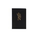 Notebook Napoleon Black Gold