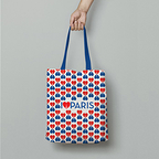 Tote Bag Paris