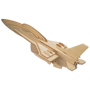 Fighting Falcon Woodcraft construction kit