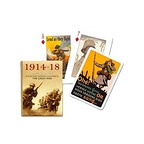 Playing cards Great War 1914-1918
