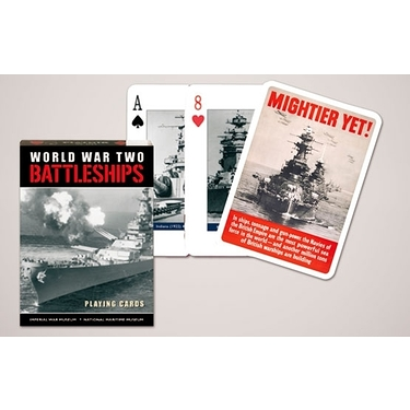Playing cards Battleships