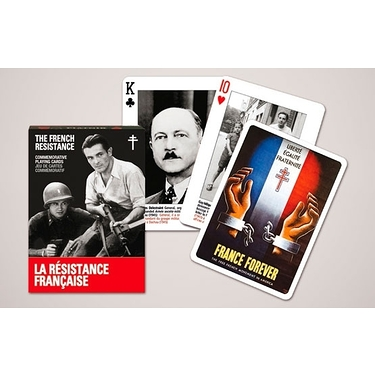 Playing cards French Resistance