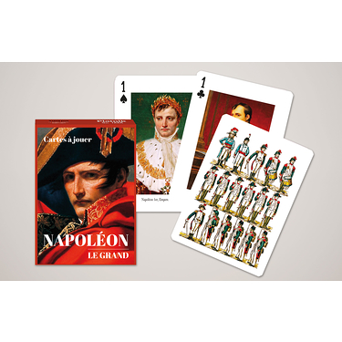 Playing cards Napoleon