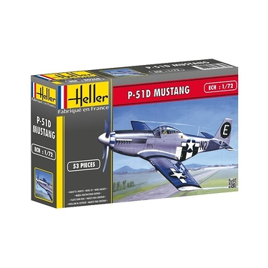 Maquette P-51 Mustang