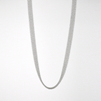 Necklace 94 Basics - Silverish