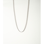 Necklace 77 Basics - Silverish