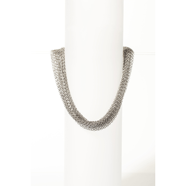Necklace Collection B - Silverish