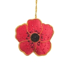 Christmas ornament - Poppy
