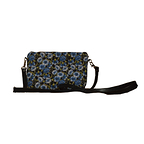 Pochette Bleuet Evening Bag